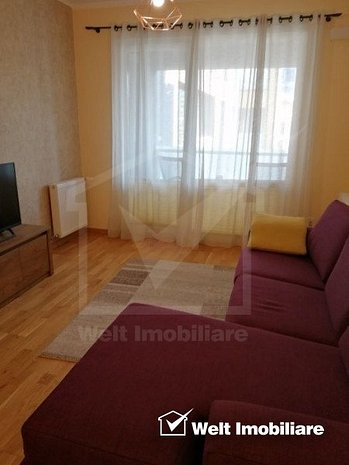 apartament cu 2 camere, 54mp, Lux, Platinia Shopping Center - imaginea 1