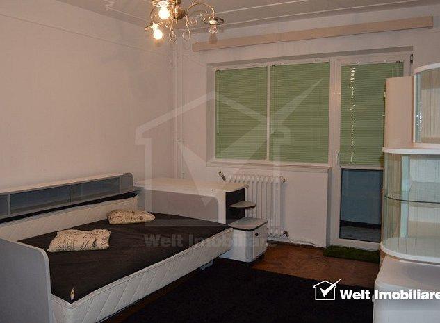 Inchiriere apartament 2 camere decomandate, 55mp, PET FRIENDLY, zona Manastur - imaginea 1