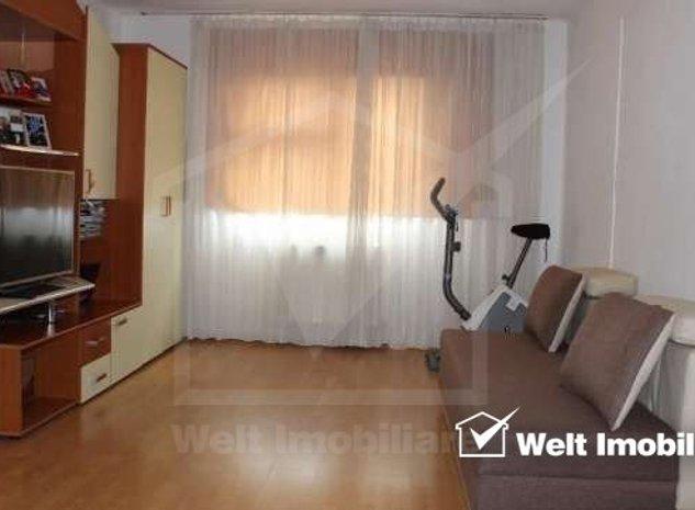 Oferta! Apartament cu 1 camera, 42mp, mobilat, zona Garii - imaginea 1