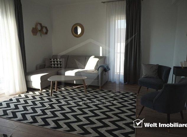 Apartament cu 2 camere, 55 mp, pe Eugen Ionesco cu loc de parcare - imaginea 1