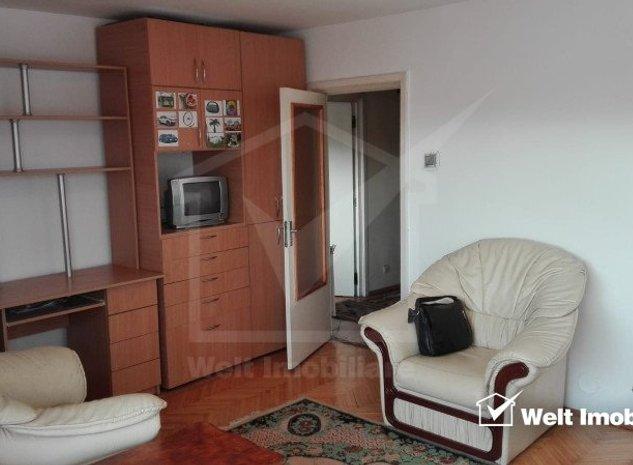 Vanzare apartament 3 camere+garaj sub bloc, Gheorgheni, Iugoslaviei - imaginea 1