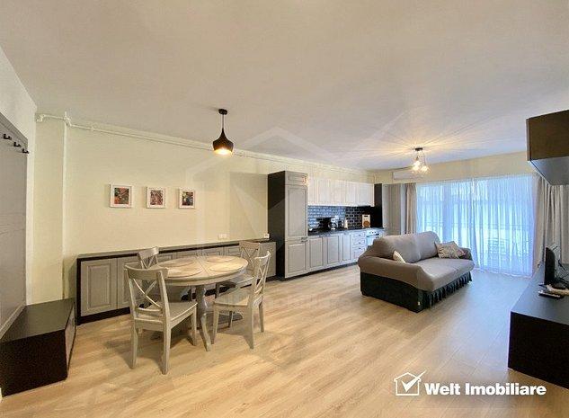 Inchiriere Apartament 2 camere, zona centrala - Scala Center, garaj si boxa - imaginea 1