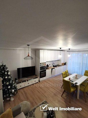 Ocazie! Apartament cu 3 camere in Sannicoara,15 min de centrul Clujului - imaginea 1