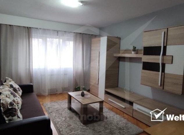 Apartament cu 2 camere, decomandat, 51 mp, modern, Zorilor - imaginea 1