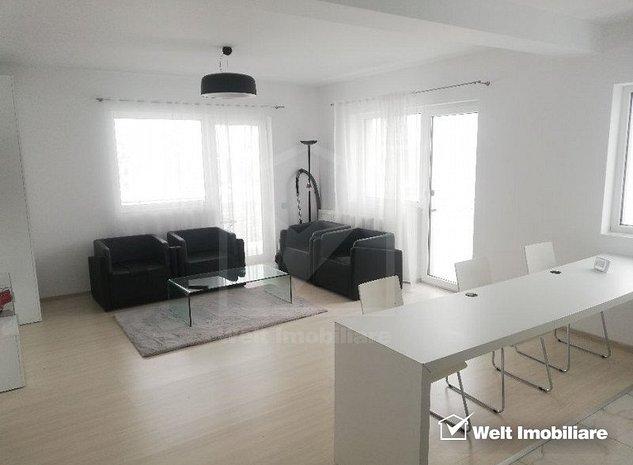 Apartament 2 camere, cu garaj, situat in Floresti, zona Teilor - imaginea 1