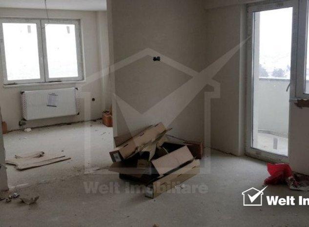 Vanzare apartament 2 camere confort sporit, 54 mp, bloc nou, garaj - imaginea 1