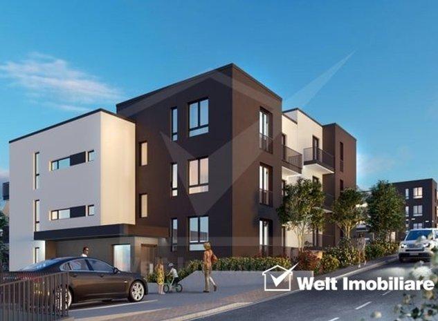 Apartamente de 2 camere, imobil nou, tip vila, locatie linistita si selecta ! - imaginea 1