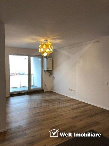 Apartament cu 2 camere, bloc nou, Buna Ziua, zona Grand Hotel, finisat - imaginea 1