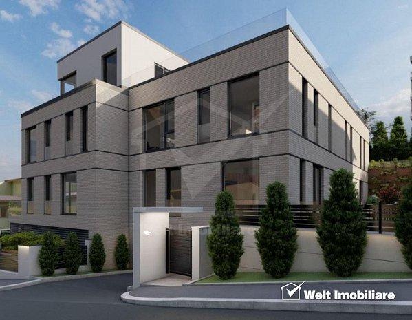 Apartament cu gradina, imobil nou, in cartierul Gruia - imaginea 1