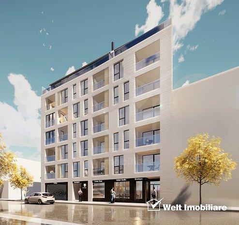 Apartamente de 2 camere, imobil nou in zona centrala, Piata Mihai Viteazu! - imaginea 1
