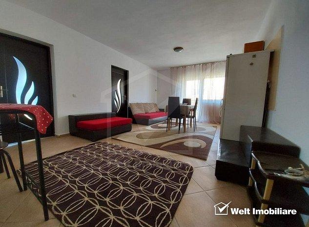 Apartament 3 camere, 55 mp, 3 balcoane, etaj 2 din 4, parcare, Buna Ziua - imaginea 1