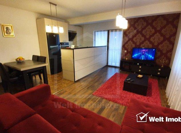 Vanzare apartament 4 camere, complet dotat, situat in Floresti, zona Stejarului - imaginea 1