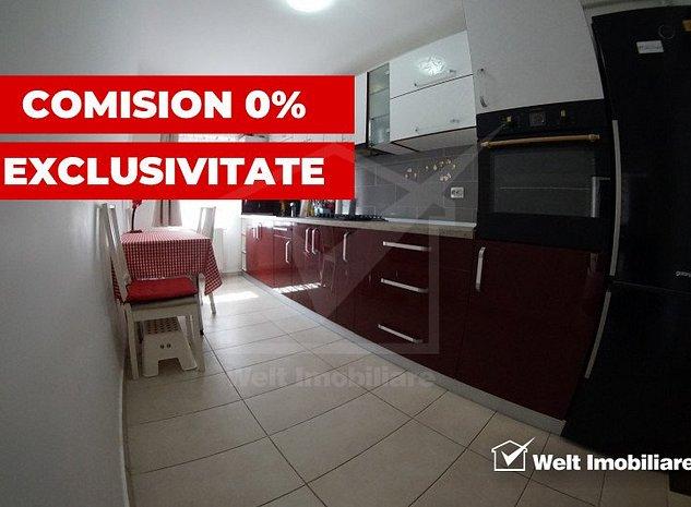 Comision 0%! Apartament 2 camere, 70 mp, etaj 1, cu parcare inclusa - imaginea 1