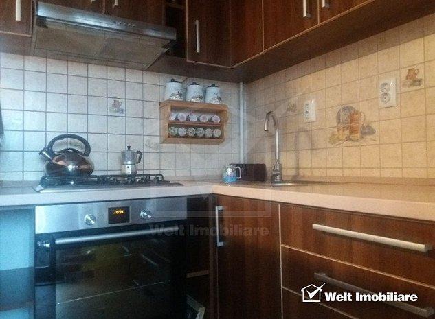 Apartament cu 2 camere, Marasti, zona BRD - imaginea 1