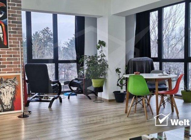 Zona IULIUS Mall - Vanzare apartament spatios si luminos, mobilat si utilat - imaginea 1