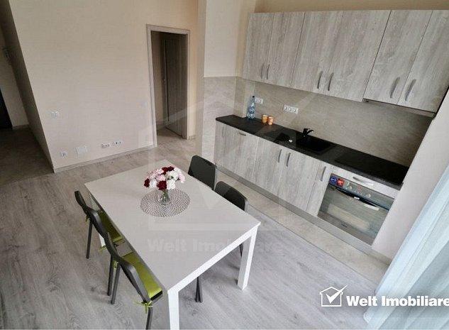 Apartament 3 camere, semidecomandat, 70mp, Clar Residence Park - imaginea 1