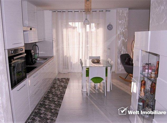 Apartament 2 camere, ultrafinisat, bloc 2020, CF, parcare, Europa - imaginea 1