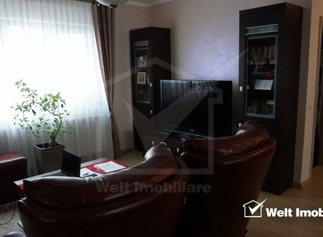 Vanzare apartament 4 camere, Europa, 100 mp, parcare, terasa - imaginea 1