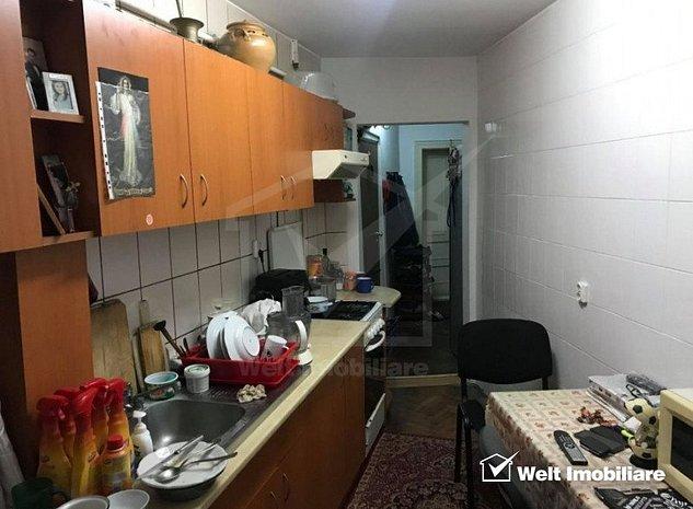Apartament 2 camere decomandat, suprafata 59 mp, mobilat si utilat, Manastur - imaginea 1