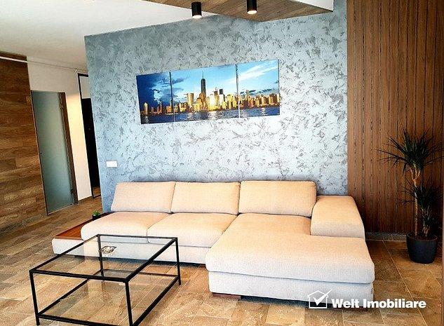 Apartament 3 camere, etaj intermediar, parcare, Iris, zona Auchan - imaginea 1