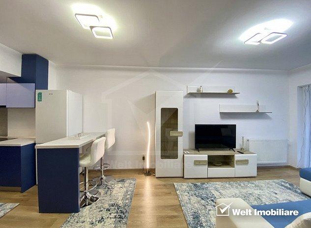 Inchiriere apartament 2 camere, Viva City Residence - imobilul nou, garaj inclus - imaginea 1