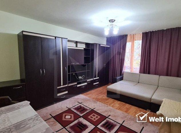 Apartament 1 camera, decomandat, 35 mp, Grigorescu, Biomedica - imaginea 1