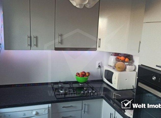 Vanzare apartament 2 camere, 53 mp zona Lidl, Petrom, D Rotund - imaginea 1
