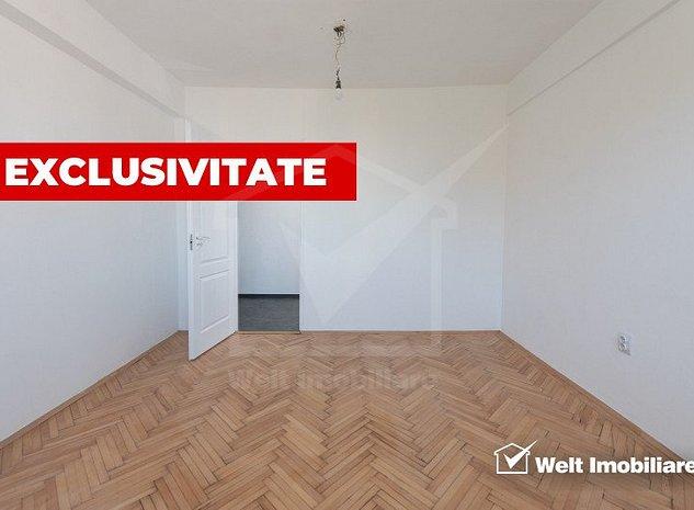Oferta! Apartament finisat, 2 camere, zona garii, etaj 1, Est - imaginea 1
