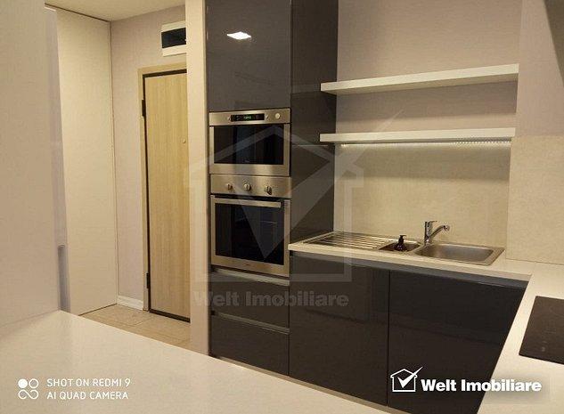 Platinia Mall Centru! Apartament 2 camere confort sporit, 57 mp, Parcul Mare - imaginea 1