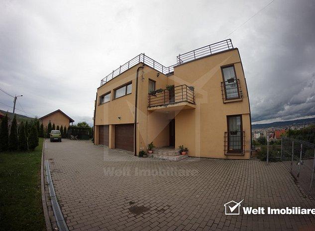 Casa de vanzare, panorama superba - imaginea 1