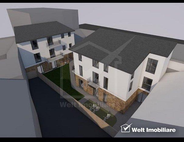 Vanzare casa existenta 211 mp si teren cu HCL 2 imobile de 190 mp SU, zona Sora - imaginea 1
