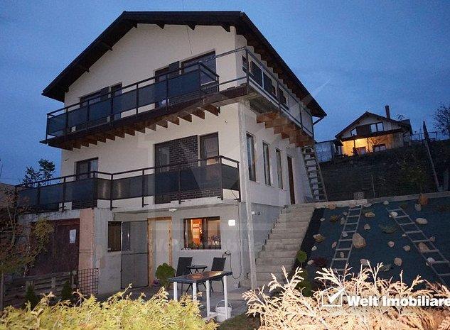 Casa individuala Dambul Rotund 190 mp utili teren 595 mp - imaginea 1