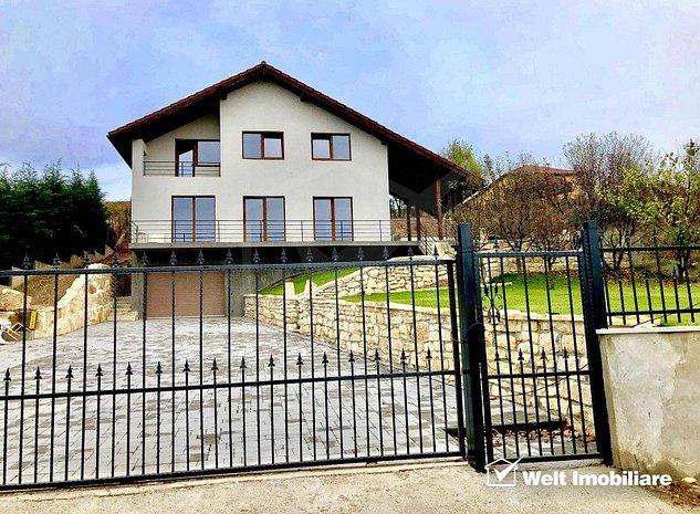 Casa de inchiriat, 240mp utili si 800 mp teren, Europa - imaginea 1
