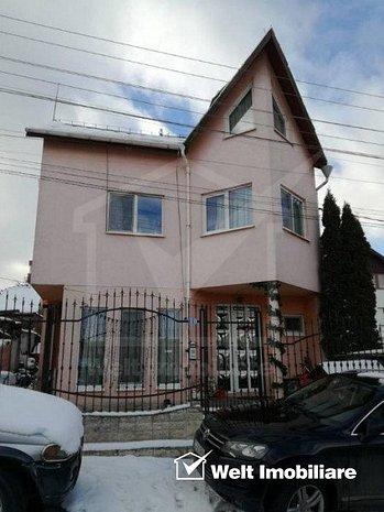 Inchiriere casa individuala, 5 camere, 4 bai, 220 mp utili, Zorilor - imaginea 1
