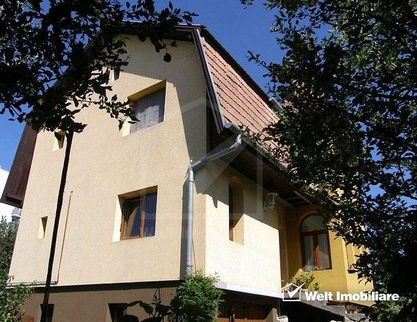 Vanzare casa individuala Buna Ziua, 500 mp teren - imaginea 1