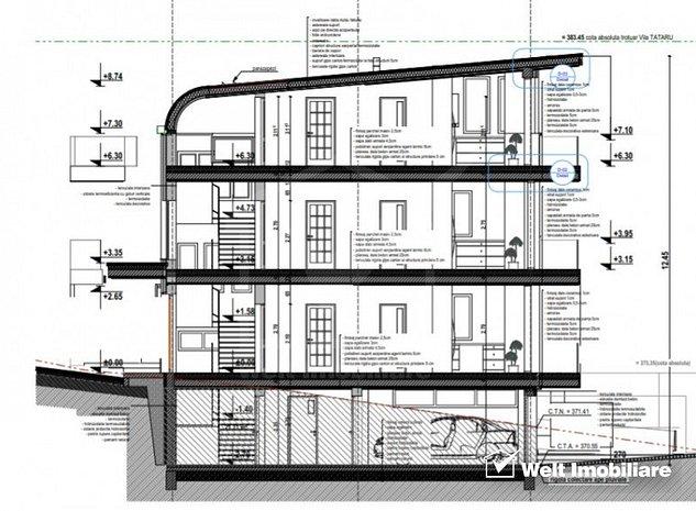 Vila moderna de inchiriat, 496 SU, ideal spatii birouri, Gruia - imaginea 1