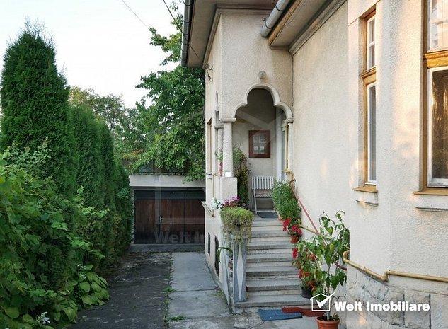 Casa individuala, 146mp utili, cu teren generos, zona Andrei Muresanu - imaginea 1