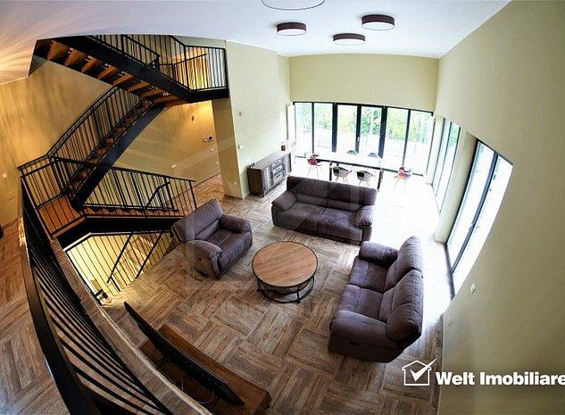 Inchiriere casa individuala recent finalizata, zona Gruia - imaginea 1