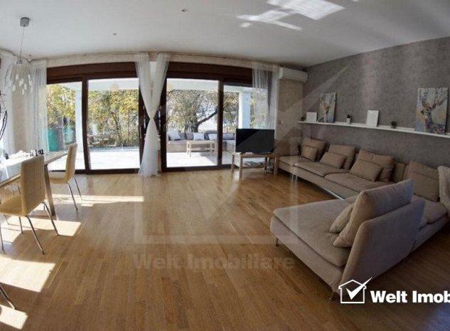 Vila moderna, 5 camere, lux, SU 250 mp, Baciu - imaginea 1
