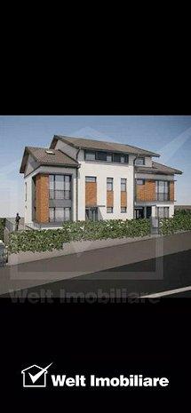 Casa tip duplex, teren aferent 260 mp, in Andrei Muresanu, zona linistita - imaginea 1