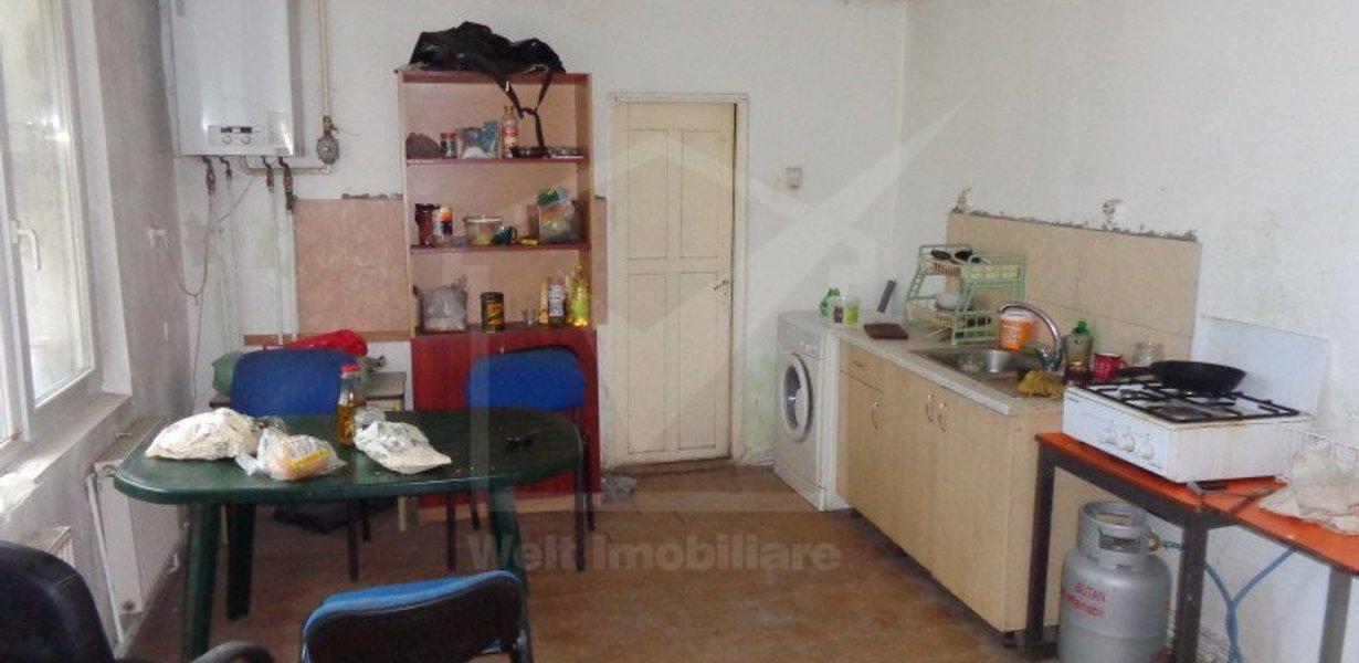 Posibilitate investitie, central Cluj, casa d+p+m, 3 min Pta. Mihai Viteazu - imaginea 7