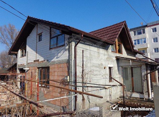 Casa 3 camere si garsoniera, Dambul Rotund, Depou CFR - imaginea 1
