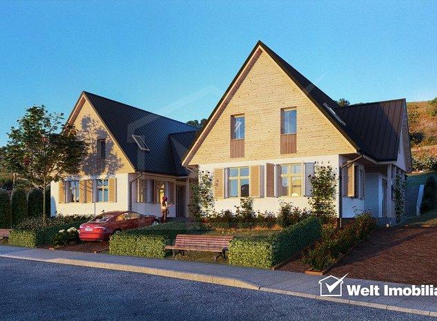 Finalizeaza proiectul mult dorit, casa individuala, 500 mp curte, Popesti - imaginea 1