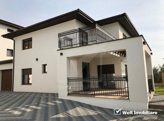 Vanzare casa cu 5 camere in Buna Ziua - imaginea 1