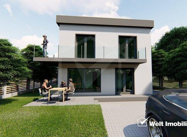 Duplex finisat in Dezmir, 133 mp utili, 273 mp teren - imaginea 1