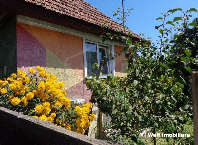 Casa renovabila/demolabila, teren 1000 mp, Iris, 5 min Auchan - imaginea 1