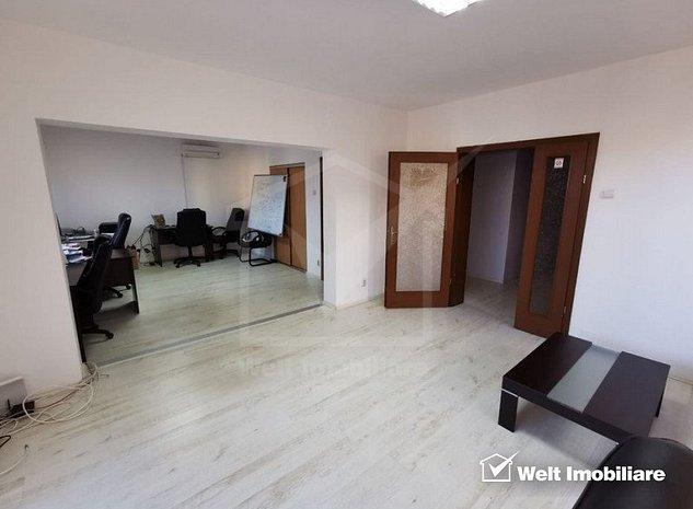 Inchiriere apartament la casa, 3 camere, 100 mp, Gheorgheni - imaginea 1