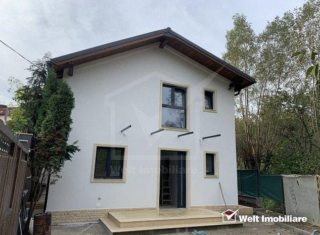Vanzare casa individuala, Buna-Ziua, 121 mp, zona Lidl, parcare in curte - imaginea 1