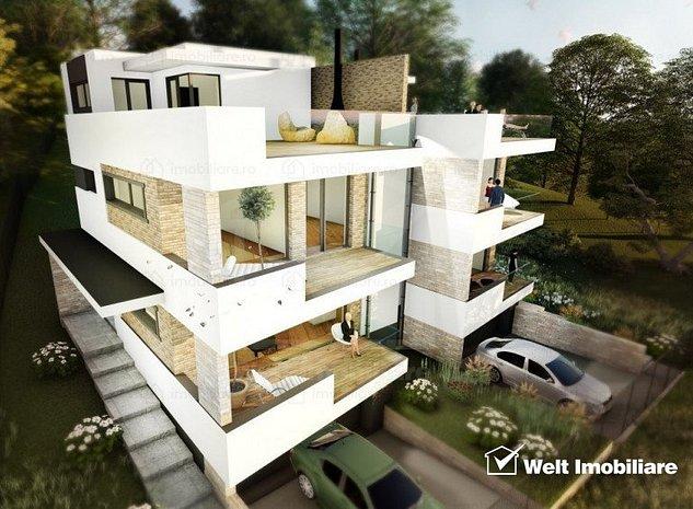 Casa cuplata cu panorama superba, Grigorescu - imaginea 1
