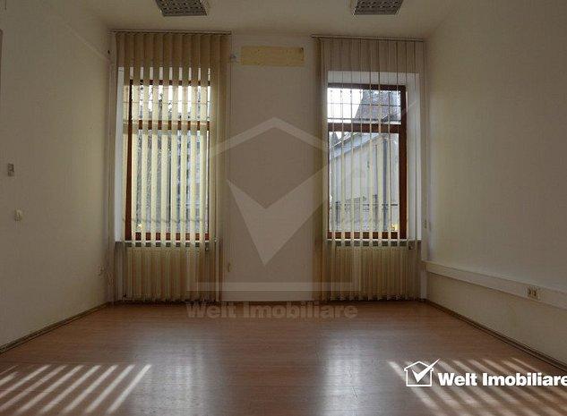Inchiriere casa individuala, 604 mp, centru, zona strazii Sextil Puscariu - imaginea 1